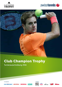 Club Champion Trophy